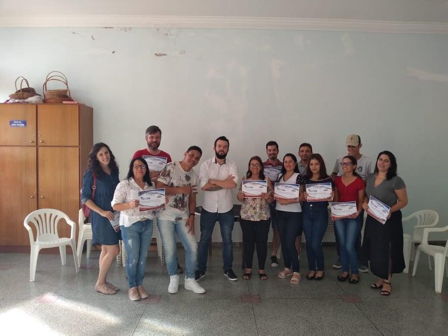 Músicos da paróquia participam de Workshop de canto