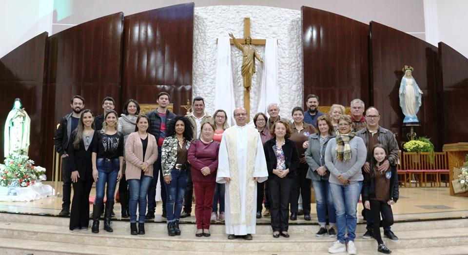 PASCOM Santa Terezinha comemora o 53º dia mundial das comunicações sociais