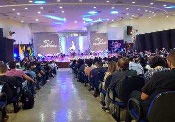 Pastoral da Comunicação da Paróquia Santa Terezinha esteve presente no 11º MUTICOM em Goiânia-GO