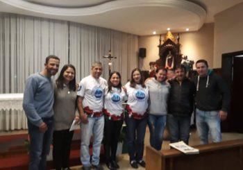 Pastoral Familiar da Paróquia Santa Terezinha leva encontros da Semana Nacional da Família às comunidades