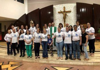Paróquia Santa Terezinha celebra a criação da Pastoral da Pessoa Idosa