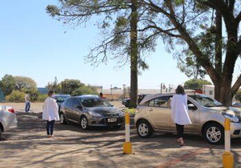 Distribuição de Eucaristia por sistema Drive Thru acontece neste domingo