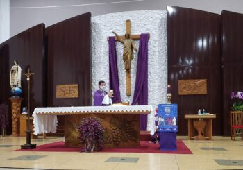 Paróquia Santa Terezinha recebe novo missionário