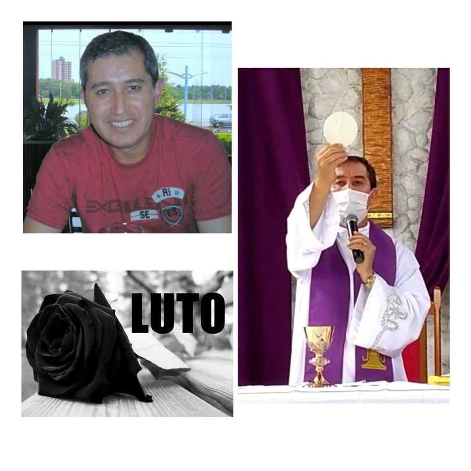 Paróquia Santa Terezinha comunica o falecimento do Padre Reinaldo Cardozo, SVD