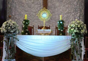 Guarapuava prepara-se para a Celebração de Corpus Christi