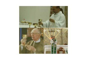 Comunidade Sagrado Cora莽茫o de Jesus parabeniza os Padres Mission谩rios do Verbo Divino