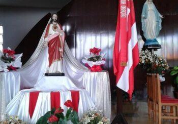 Missa do Apostolado da Oração retorna nesta sexta-feira